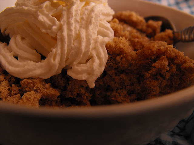 Simple Apple Crumble
