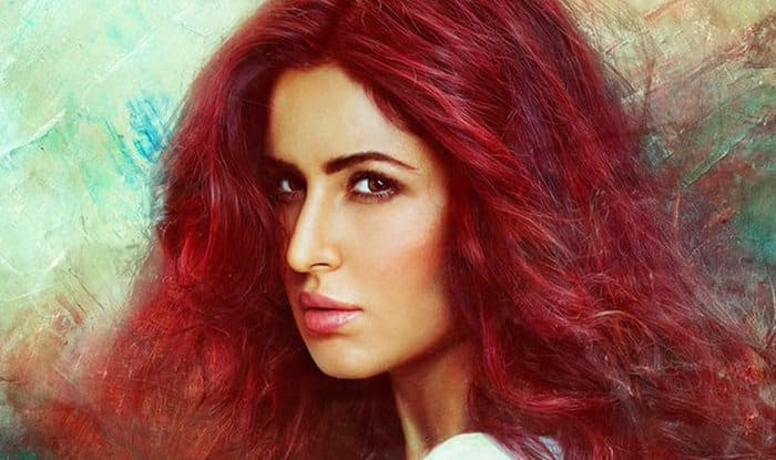 Katrina Kaif in Fitoor with red hair, radiobollyfm
