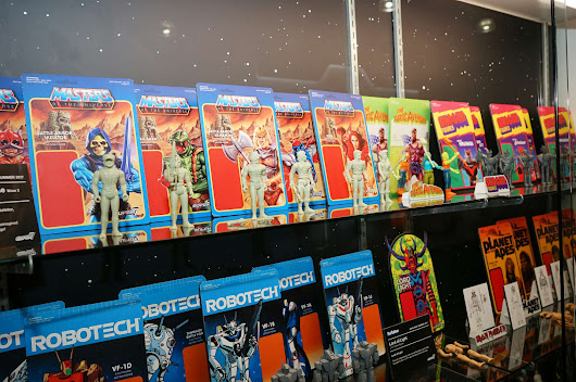 Toy Fair 2017 - ReAction Figures - Planet of the Apes, MOTU, Aliens, Shogun and More - The Toyark - News