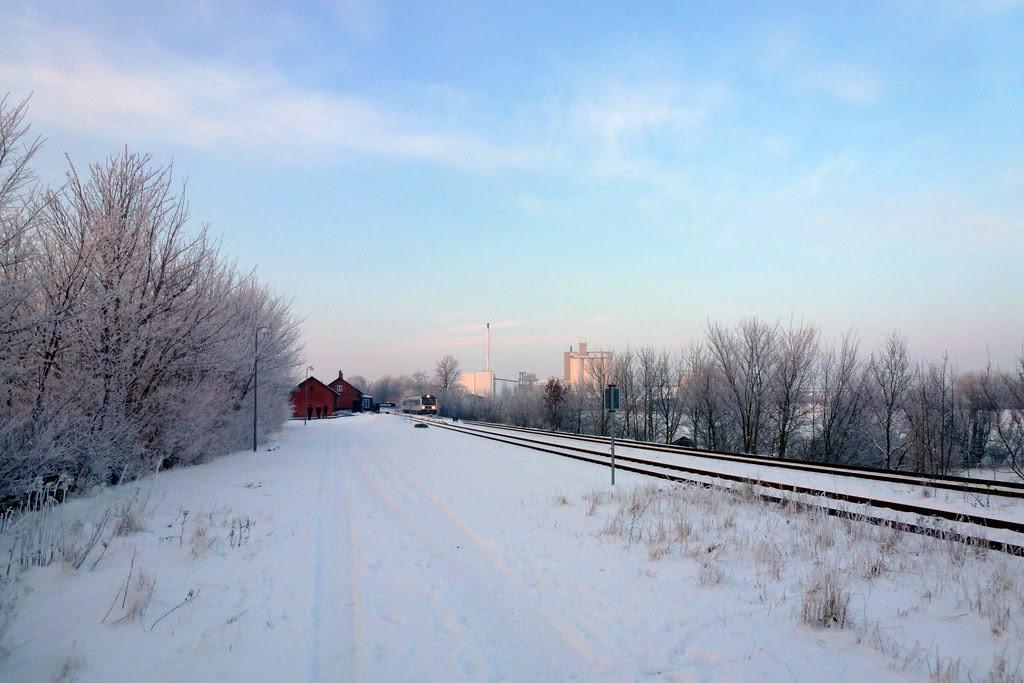 Gadstrup Rail Station