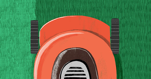 How to Be Mindful Mowing the Lawn - The New York Times