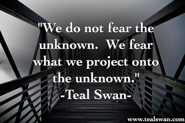 Quotes About Fear Unknown 99 Quotes