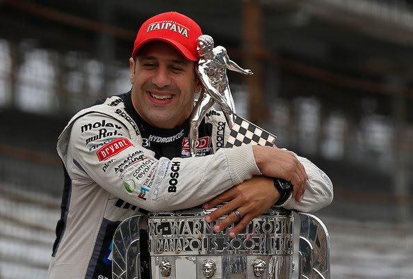 Tony Kanaan - Indianapolis 500 Champions Portrait Session