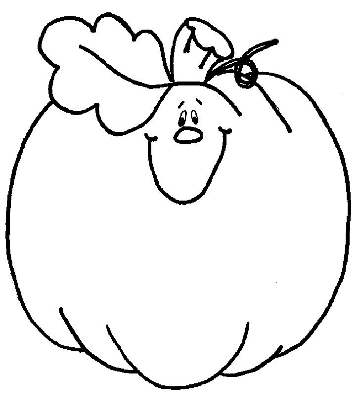 Cute Pumpkin Drawing At Getdrawingscom Free For Personal Use Cute