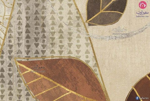 اوراق شجر ذهبية فيكتور