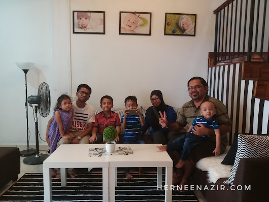 Ilham's 6th Birthday - herneenazir.com