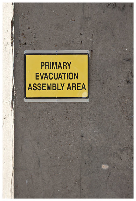 Primary Evacuation Assembly Area