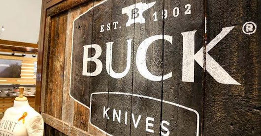 Buck Knives: Latest Knives introduced at SHOT Show 2018