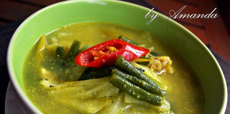 Resep Sayur Asam Banjar Oleh Amanda Zafira