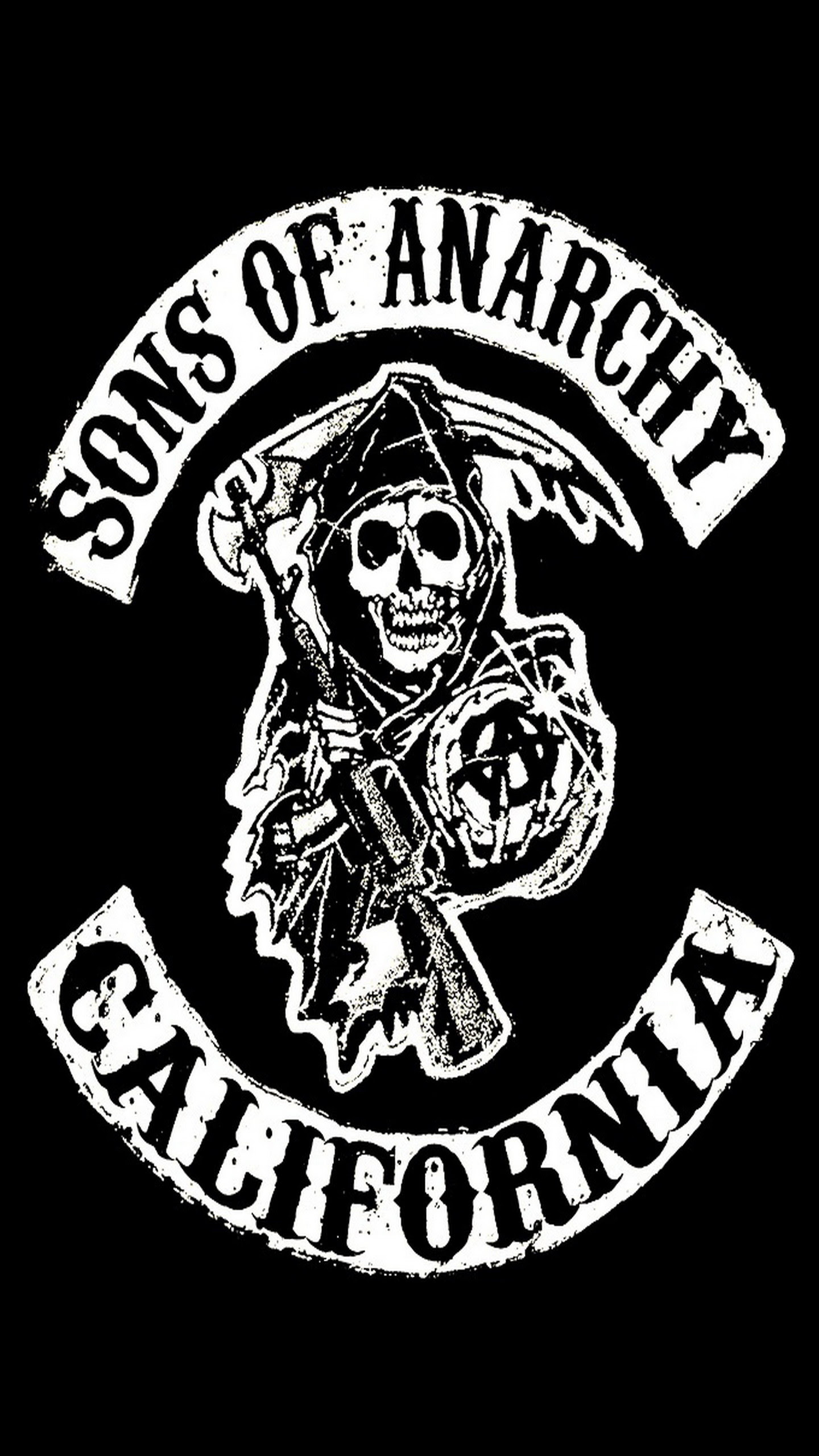 Lockscreen Sons Of Anarchy Wallpaper Iphone