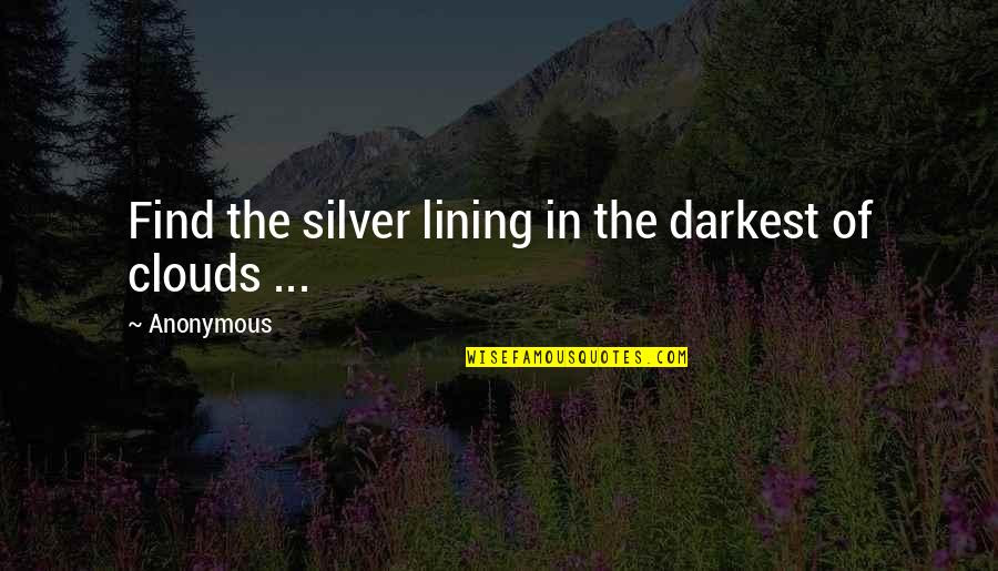 Clouds Silver Lining Quotes Top 21 Famous Quotes About Clouds