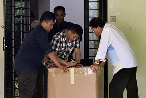 Lagi rampasan beg berjenama dalam banglo dikaitkan Najib