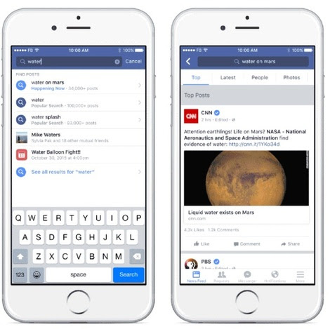 What Facebook's major search update means for marketers