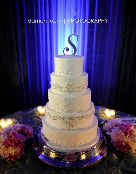 108 best images about Brooch/Bling Wedding Cakes on