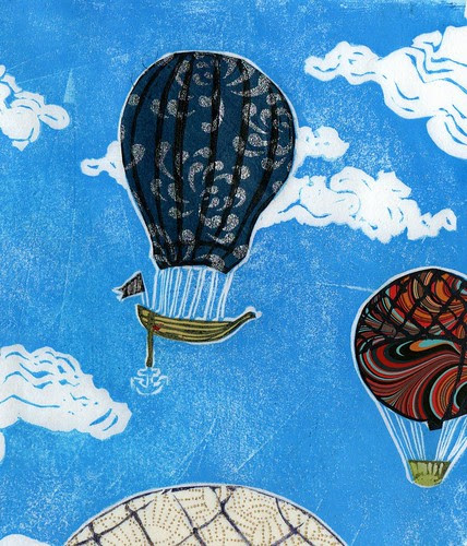 Balloons III detail