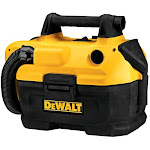 Dewalt DCV580 | 18V/20V MAX Cordless Lithium-Ion 2 Gallon Wet/Dry Vacuum (Tool Only) | CPO Outlets
