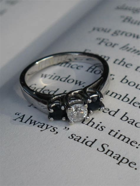 17 Best ideas about Harry Potter Engagement Ring on