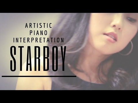 Dissecting 'Starboy' (Artistic Piano Interpretation): Part 1