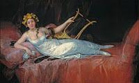 La marquesa de Santa Cruz, de Goya