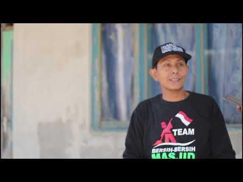 Video Dokumenter Komunitas Bersih-bersih Masjid Magelang