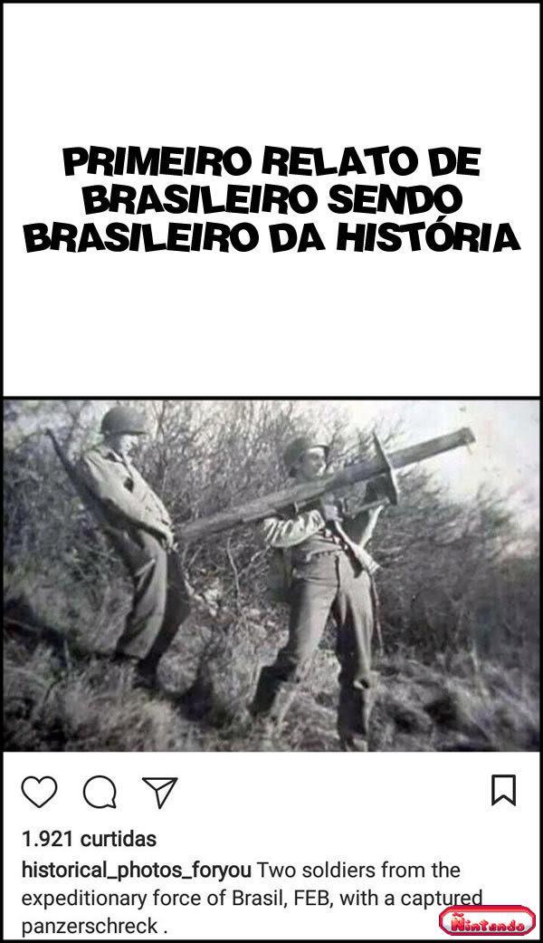 Brasileiro Sendo Brasileiro