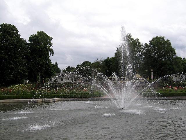 Fountain, Peninsula Park