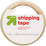 Packaging Tape 1.88 in x 54.6 yd - Up&Up
