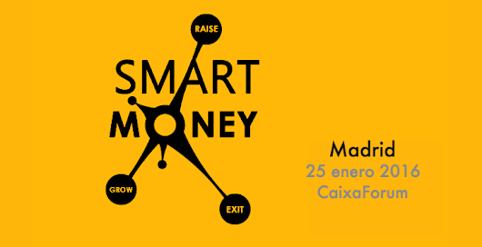 Avance del programa de Smart Money Madrid 2016 | Loogic Startups