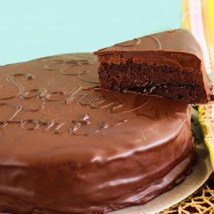 Виенска торта Сахер по оригинална рецепта