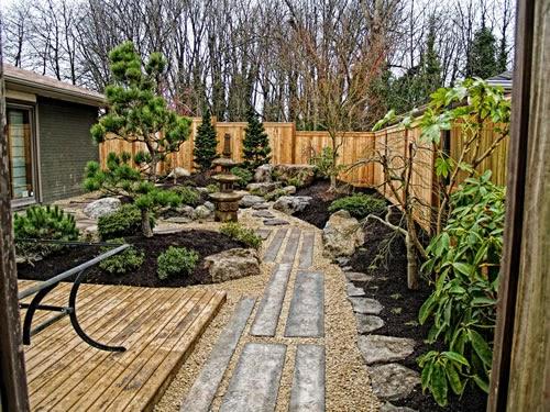 About Design Zen Japanese Courtyard Garden