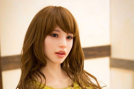 Japanese sex dolls are now so life-like they're being mistaken for the real thing