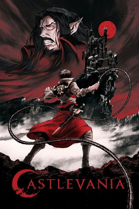 Castlevania Season 2 (2018) 720p WebRip Dual Audio (English+Japanese) Esubs | Netflix Anime Series