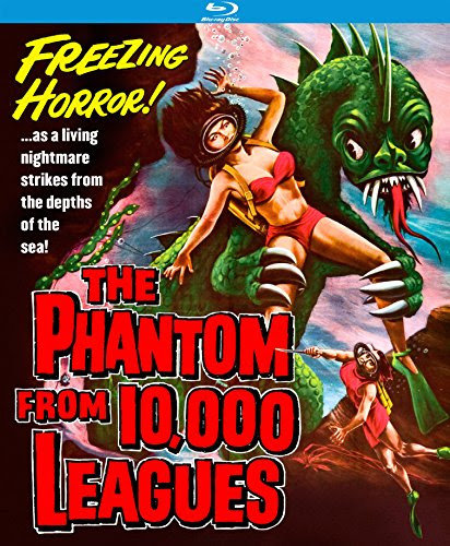Phantom From 10,000 Leagues (1956) on Blu-ray & DVD Jan 5