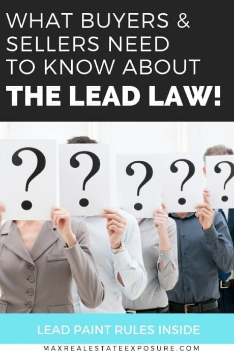 Selling and Buying a Home With Lead Paint: What You Need to Know