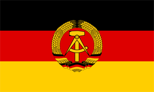 East Germany Flag, East Germany Flag