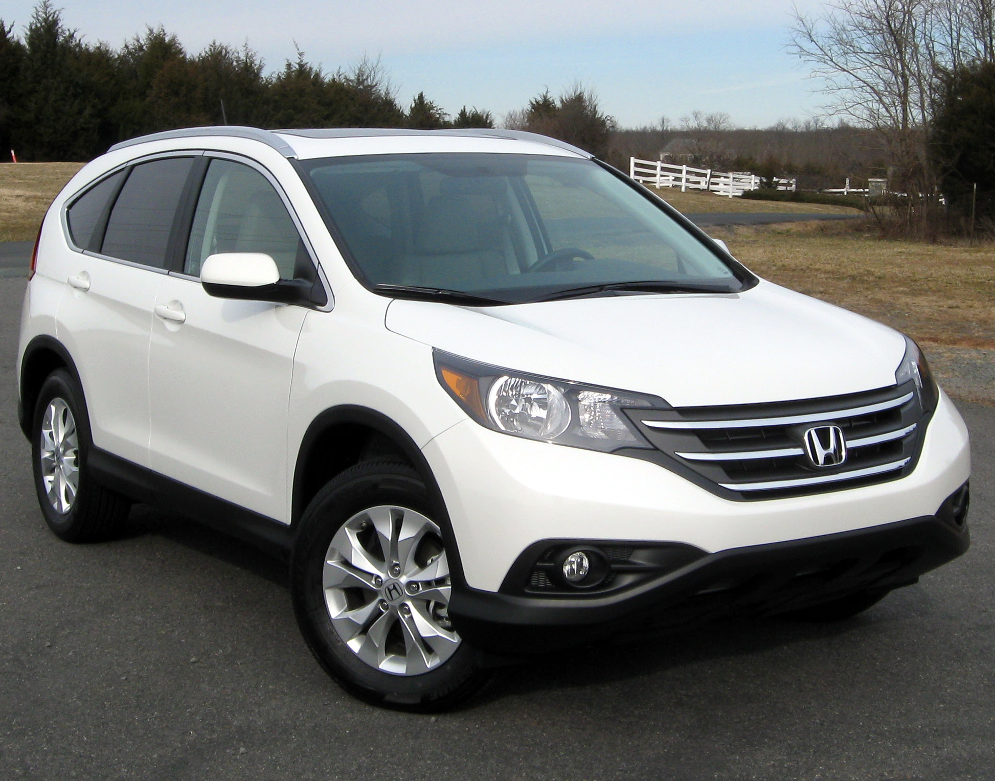 2016 Honda Cr V Mileage