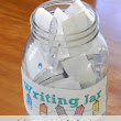 Make A Writing Jar (Plus 101 Prompts to Fill it!) | Far From Normal
