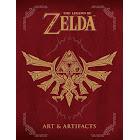 The Legend of Zelda: Art & Artifacts [Book]