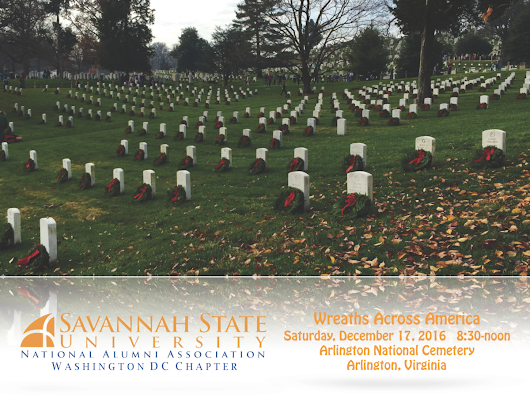 SSUNAA Washington DC Chapter set to participate in the Wreaths Across America 2016 – SSUNAA Washington DC Chapter