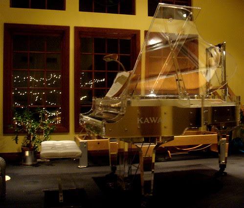 The Transparent Piano