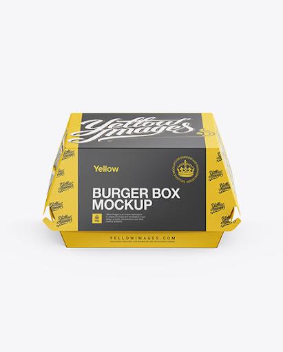 Download Chocolate Box Mockup Psd Free Download