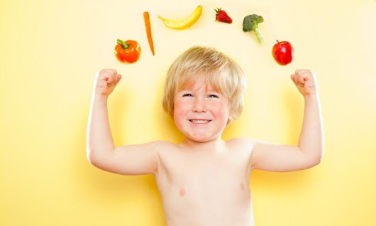 Immunity Boosting Food For Kids