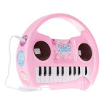 Hey Play 80-CC896206 Kids Karaoke Machine with Microphone