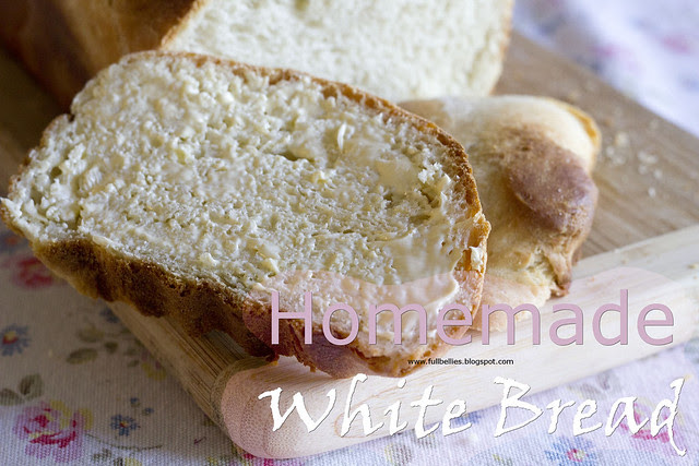 Homemade White Bread