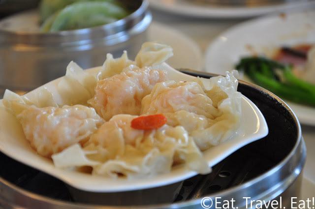 Shrimp Wonton in Soup