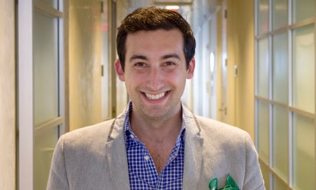 Aaron O'Hearn, the co-founder and chief executive of Startup Institute