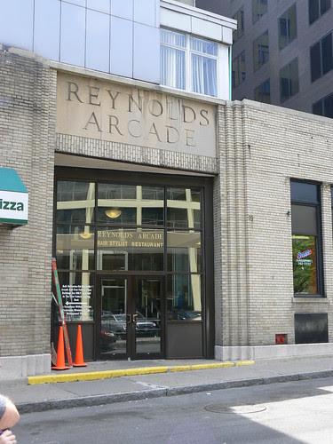 Reynolds Arcade, Rochester