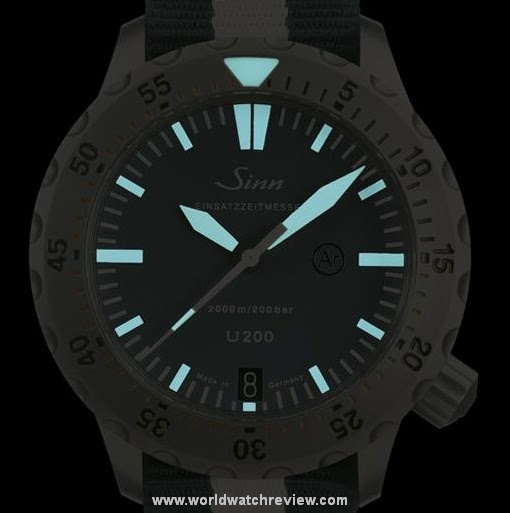 Sinn U200 B (EZM 8) Special Edition Diver | World Watch Review