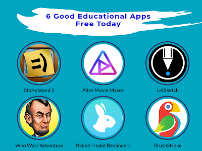 6 Good Educational Apps Free Today
