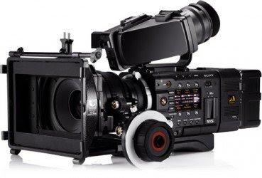 Sony presenta la F55 y la F5, cámaras Super35 de la gama CineAlta con sensores 4K